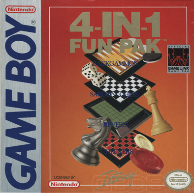 The Game Boy Database - 4-in-1 Fun Pak