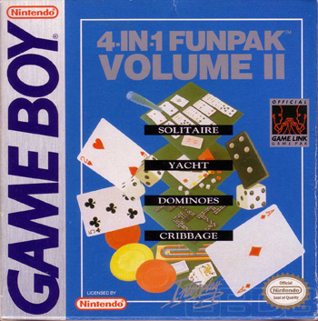 The Game Boy Database - 4-in-1 FunPak Volume II