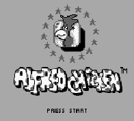 The Game Boy Database - Alfred Chicken