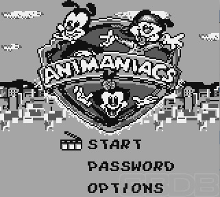 The Game Boy Database - Animaniacs