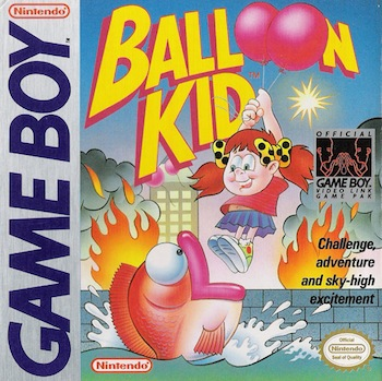 The Game Boy Database - Balloon Kid