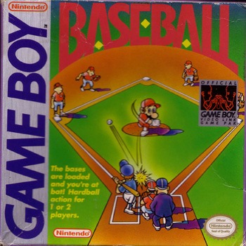 The Game Boy Database - Baseball