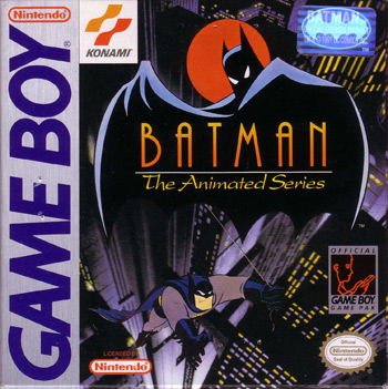 The Game Boy Database - Batman: The Animated Series