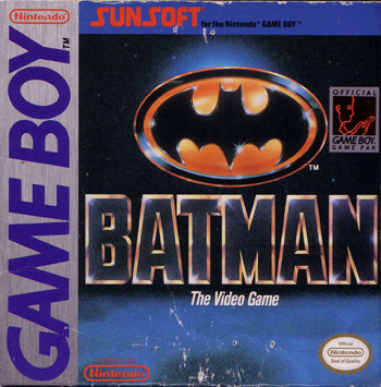 The Game Boy Database - Batman: The Video Game