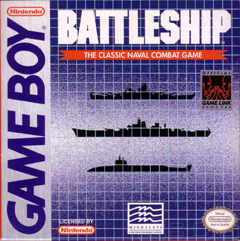 The Game Boy Database - Battleship