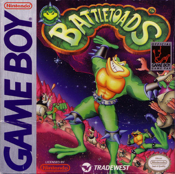The Game Boy Database - Battletoads