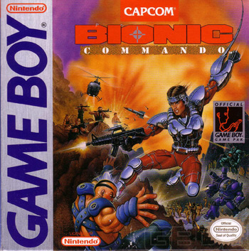 The Game Boy Database - Bionic Commando