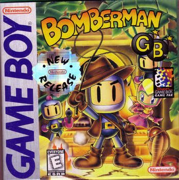 The Game Boy Database - Bomberman GB