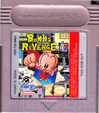 The Game Boy Database - Bonk's Revenge