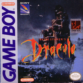 The Game Boy Database - Dracula, Bram Stoker's