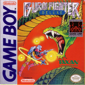 The Game Boy Database - Burai Fighter Deluxe