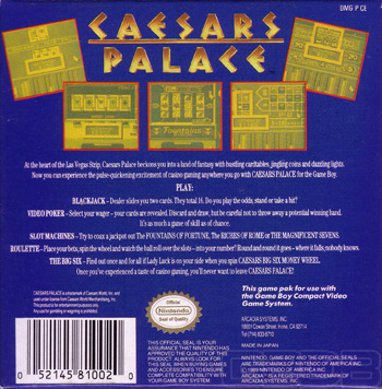 The Game Boy Database - caesars_palace_12_box_back.jpg