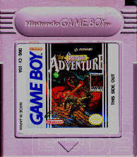 The Game Boy Database - Castlevania Adventure, The