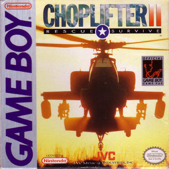 The Game Boy Database - Choplifter II