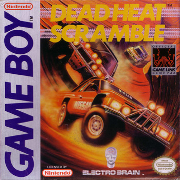The Game Boy Database - Dead Heat Scramble