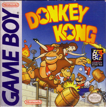 The Game Boy Database - Donkey Kong