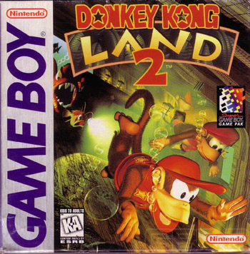 The Game Boy Database - Donkey Kong Land 2