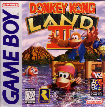 The Game Boy Database - Donkey Kong Land 3