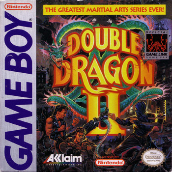 The Game Boy Database - Double Dragon II