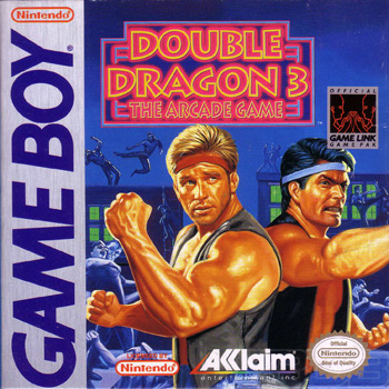 The Game Boy Database - Double Dragon 3: The Arcade Game