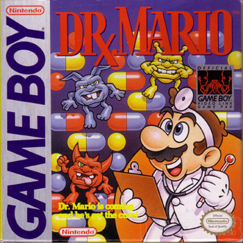 The Game Boy Database - Dr. Mario