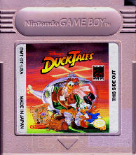 The Game Boy Database - Duck Tales, Disney's