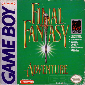 The Game Boy Database - Final Fantasy Adventure