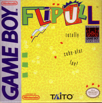 The Game Boy Database - Flipull