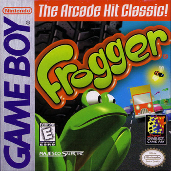 The Game Boy Database - Frogger