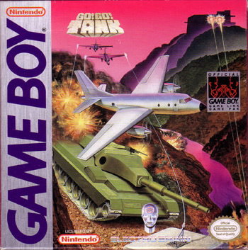 The Game Boy Database - Go! Go! Tank