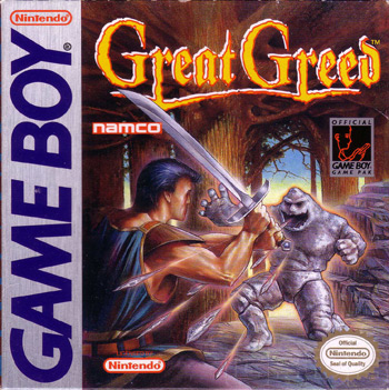 The Game Boy Database - great_greed_11_box_front.jpg