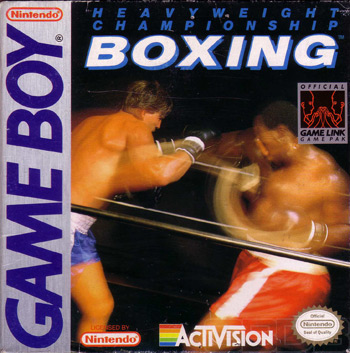 The Game Boy Database - Heavyweight Championship Boxing