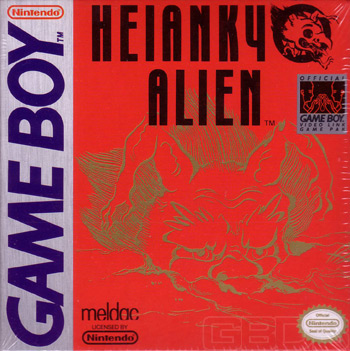 The Game Boy Database - Heiankyo Alien