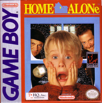 The Game Boy Database - Home Alone