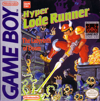 The Game Boy Database - Hyper Lode Runner