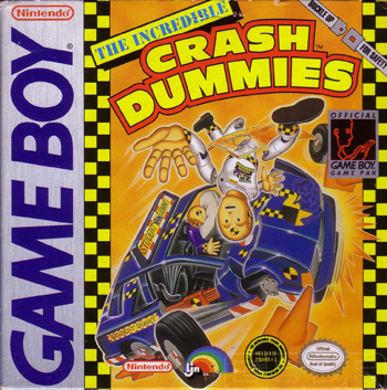 The Game Boy Database - Incredible Crash Dummies, The
