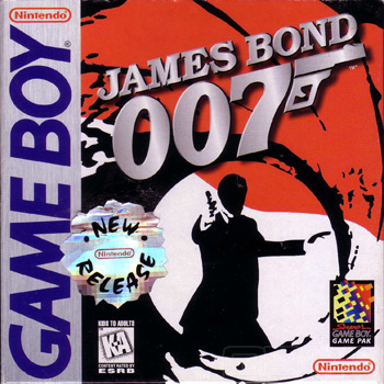 The Game Boy Database - James Bond 007