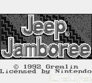 The Game Boy Database - jeep_jamboree_51_screenshot.jpg