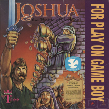 The Game Boy Database - Joshua: The Battle Of Jericho
