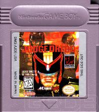 The Game Boy Database - Judge Dredd