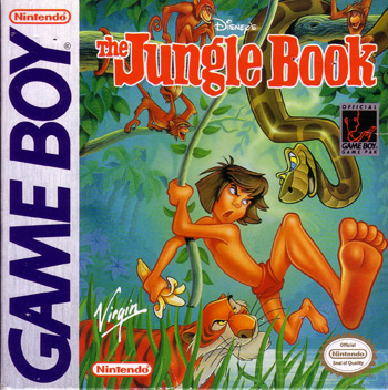 The Game Boy Database - Jungle Book, Disney's The