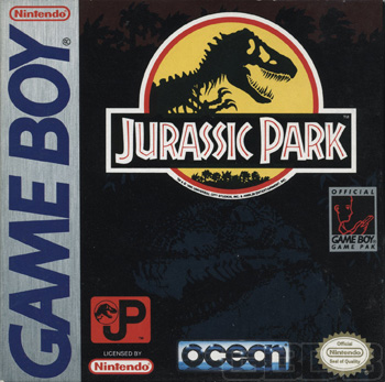 The Game Boy Database - Jurassic Park