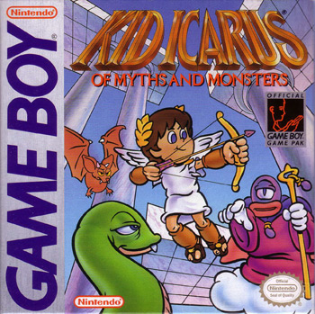 The Game Boy Database - Kid Icarus: Of Myths and Monsters