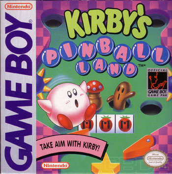 The Game Boy Database - Kirby's Pinball Land