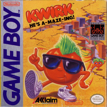 The Game Boy Database - Kwirk