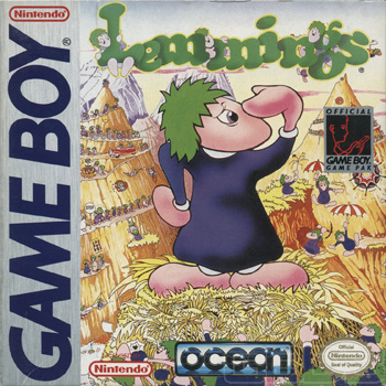 The Game Boy Database - Lemmings
