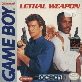 The Game Boy Database - Lethal Weapon