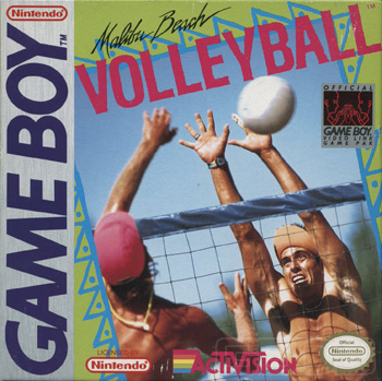 The Game Boy Database - Malibu Beach Volleyball