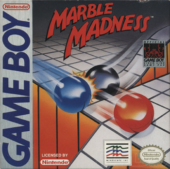 The Game Boy Database - Marble Madness