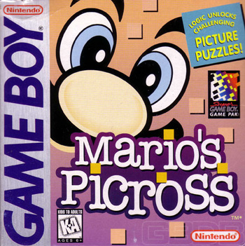 The Game Boy Database - Mario's Picross